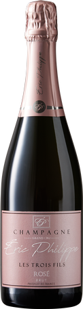 Champagne Eric Philippe Brut Rosé Image